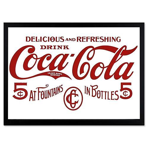 Coke (コカ・コーラ) ガレージ・ミラー COCA-COLA IN BOTTLES CC-CA-GM-189959|swam|02