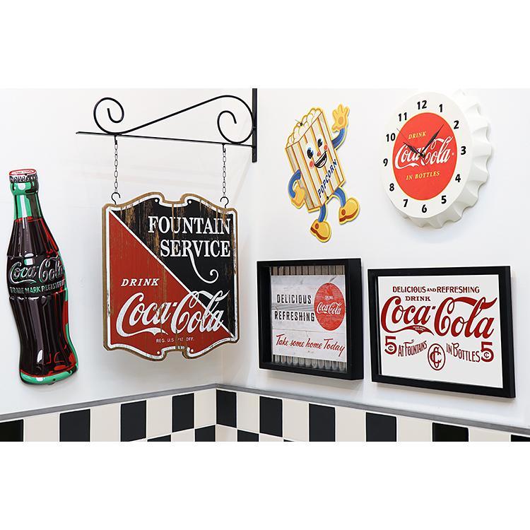 Coke (コカ・コーラ) ガレージ・ミラー COCA-COLA IN BOTTLES CC-CA-GM-189959|swam|03