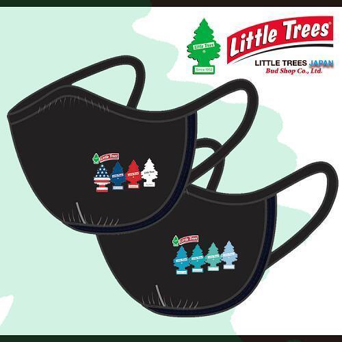 リトル・ツリー (Little Tree) マスク 2枚 セット LT-SK-MS-001 swam 02