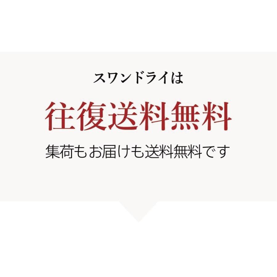 宅配クリーニング 10着 まで 詰め放題 クリーニング [ 送料 無料 ] swandry 02