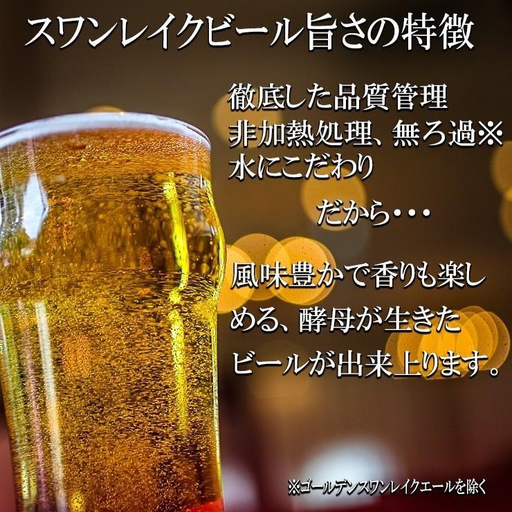 ビール クラフトビール 金賞ビール&地酒(NOBU)3本セット 本州 送料無料 ご贈答用 包装熨斗 craft bee|swanlakebeer|02
