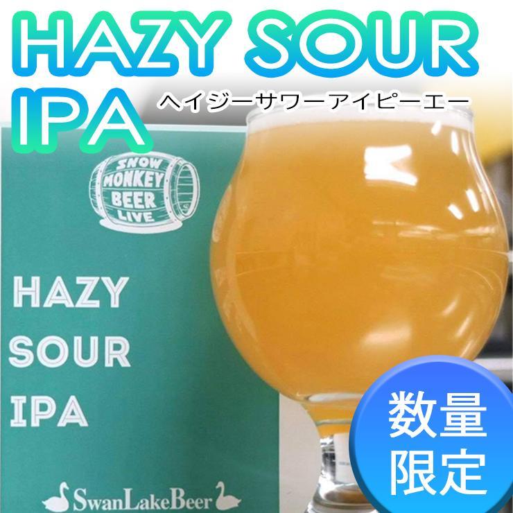 ビール クラフトビール 数量限定 ヘイジーサワー 3本セット|swanlakebeer