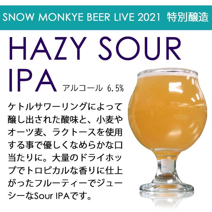 ビール クラフトビール 数量限定 ヘイジーサワー 3本セット|swanlakebeer|04