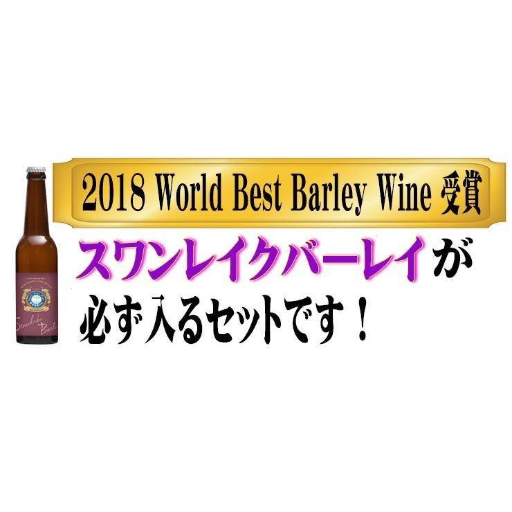 春ギフト クラフトビール ビール 地ビール スワンレイクバーレイ WORLD BEER AWARDS 2018 世界一World's Best 受賞記念 スーパーセッ10本  本州 送料無料|swanlakebeer|04