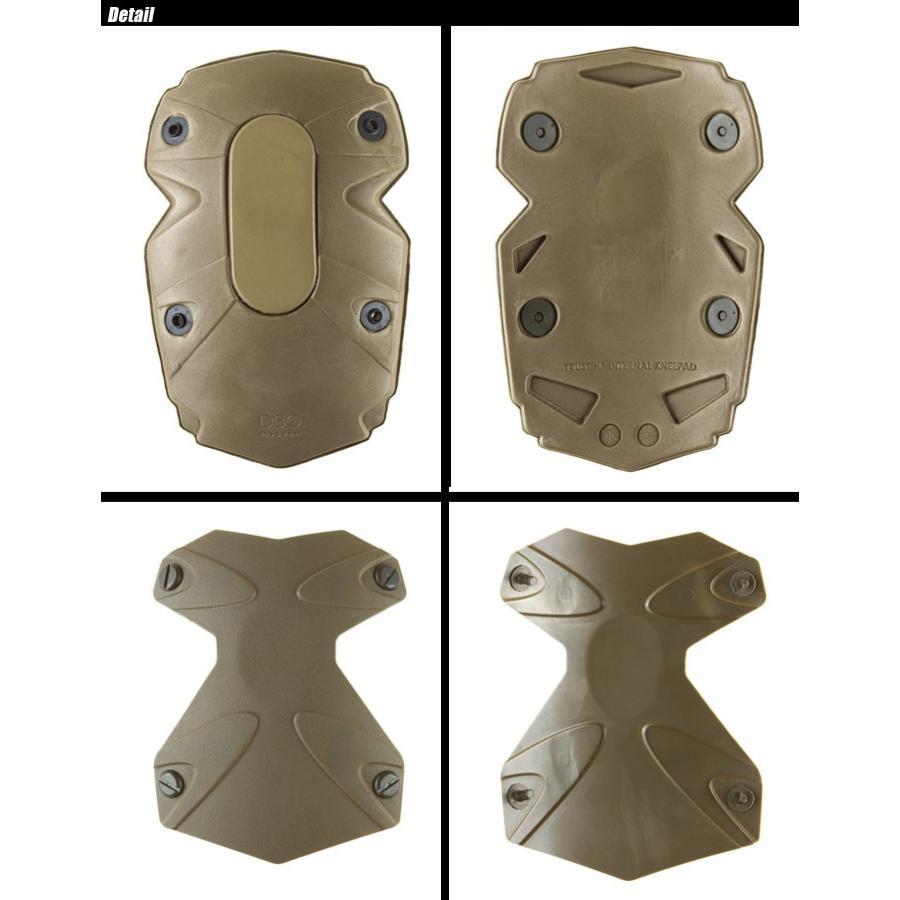 D3O Trust HP Internal Knee Pad Tan