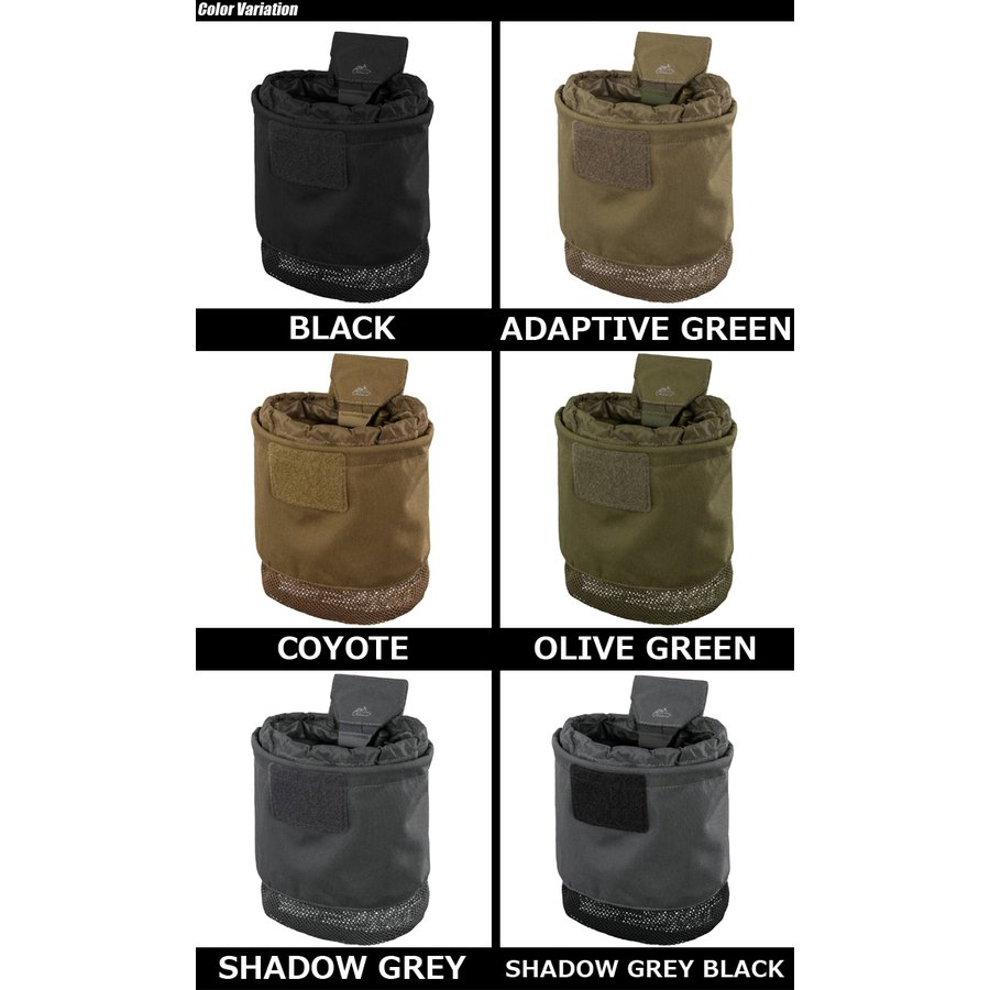 Olive Green Helikon-Tex Competition Dump Pouch