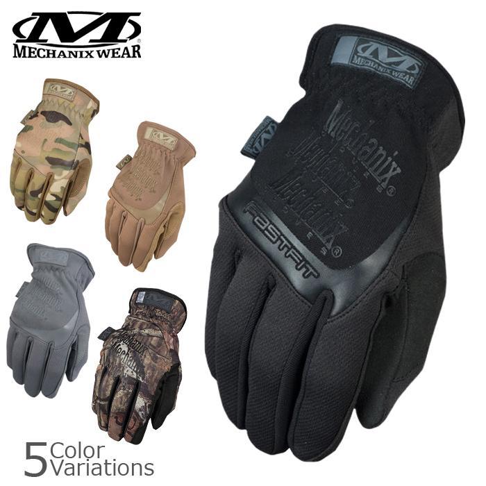 MECHANIX WEAR(メカニクス ウェアー) FAST FIT Glove ファスト フィット グローブ 【レターパックライト対応】 MFF|swat