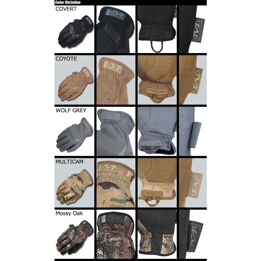 MECHANIX WEAR(メカニクス ウェアー) FAST FIT Glove ファスト フィット グローブ 【レターパックライト対応】 MFF|swat|03