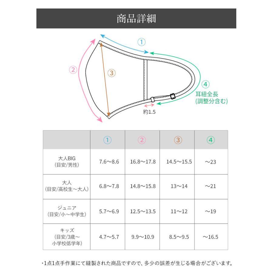 マスク 日本製 夏用 コットン マスク 抗菌 抗ウイルス 綿 100% クレンゼ 敏感肌 マスク におい 湿気 肌荒れ 1点までメール便可 [M便 3/9] sweet-mommy 20
