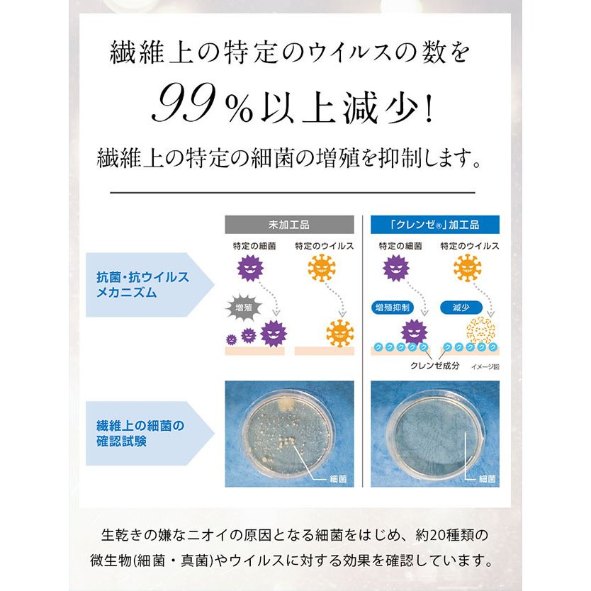 マスク 日本製 夏用 コットン マスク 抗菌 抗ウイルス 綿 100% クレンゼ 敏感肌 マスク におい 湿気 肌荒れ 1点までメール便可 [M便 3/9] sweet-mommy 10