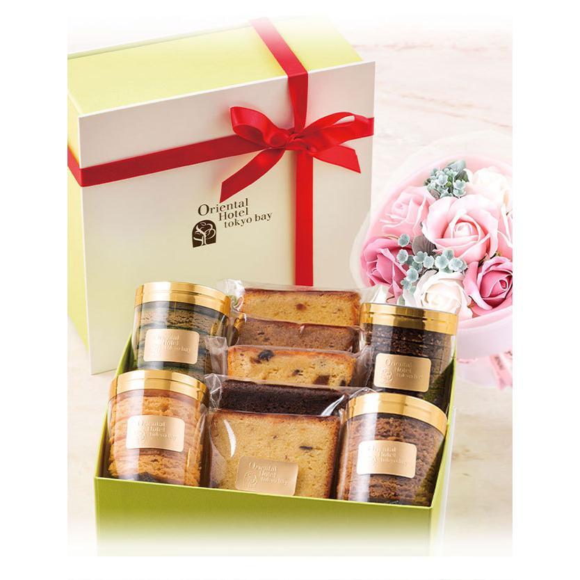 母の日 2021 ホテル スイーツ ソープフラワー セット 【Grand】 お菓子 プレゼント  無料ラッピング【日付指定不可】 sweet-mommy 19