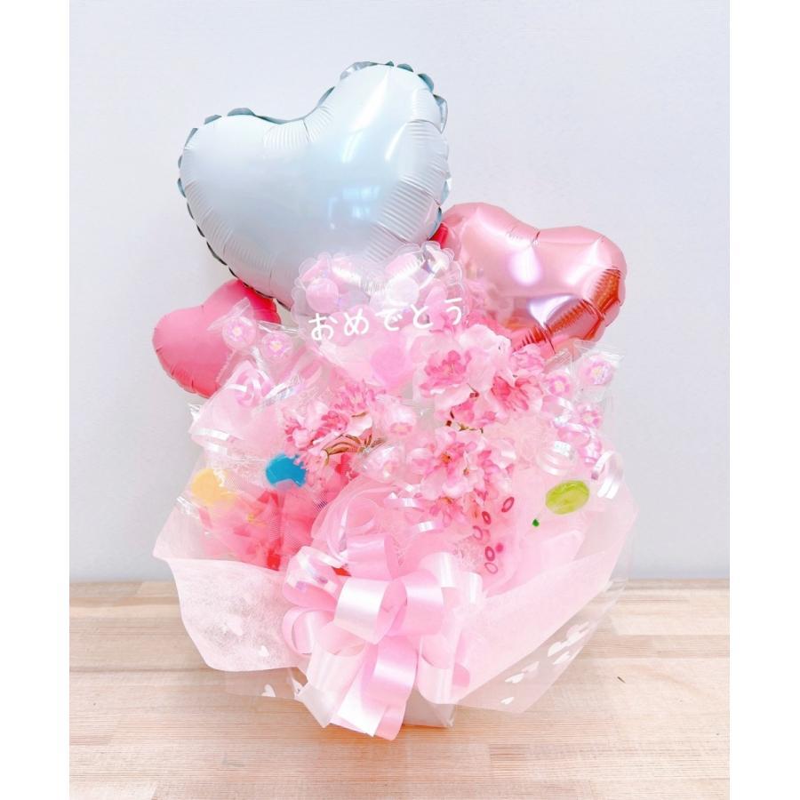 合格祝 卒業祝 入学祝 桜のブーケ|sweetflower