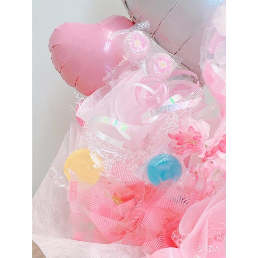 合格祝 卒業祝 入学祝 桜のブーケ|sweetflower|03
