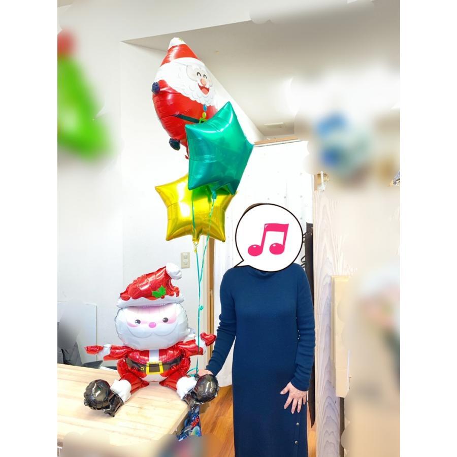 浮遊期間1ヶ月 クリスマスバルーン sweetflower 02
