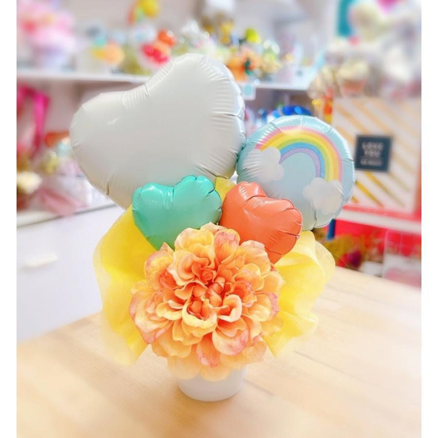 お見舞い バルーンギフト キャンディブーケ|sweetflower|02