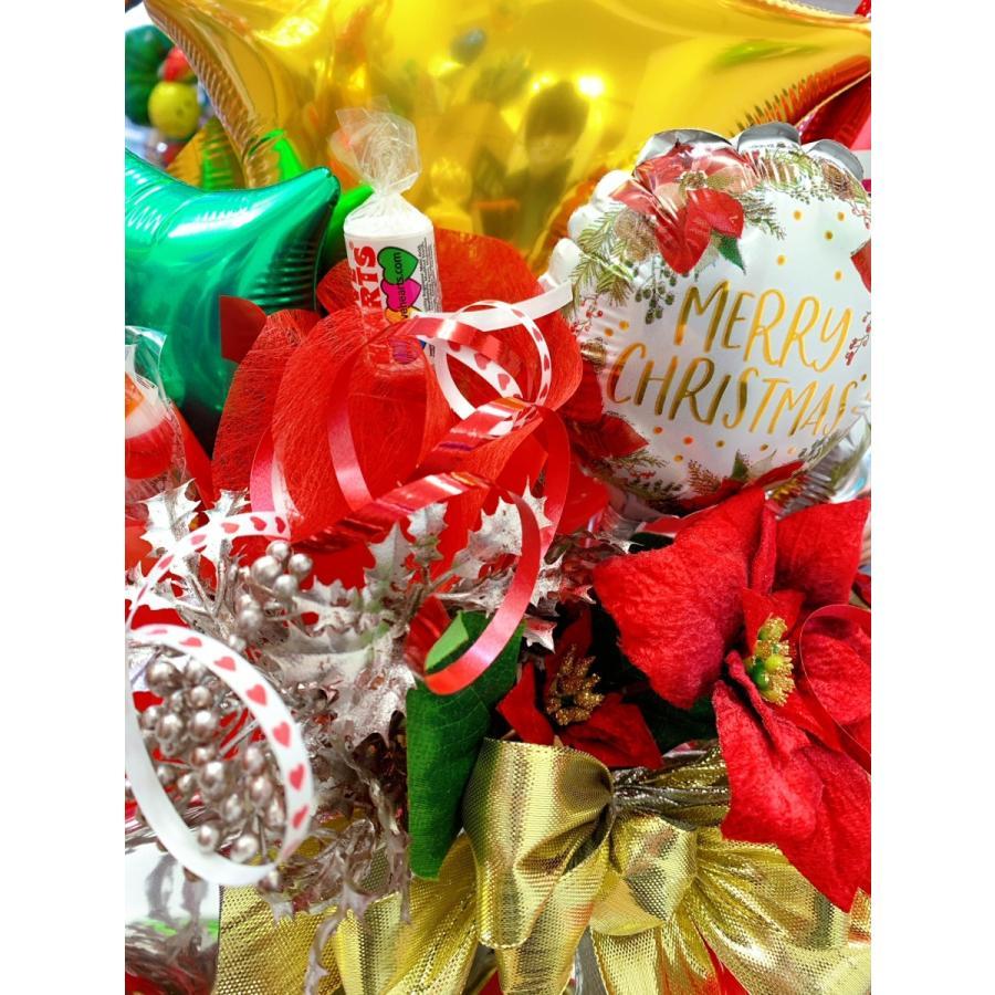 クリスマス バルーンギフト sweetflower 02
