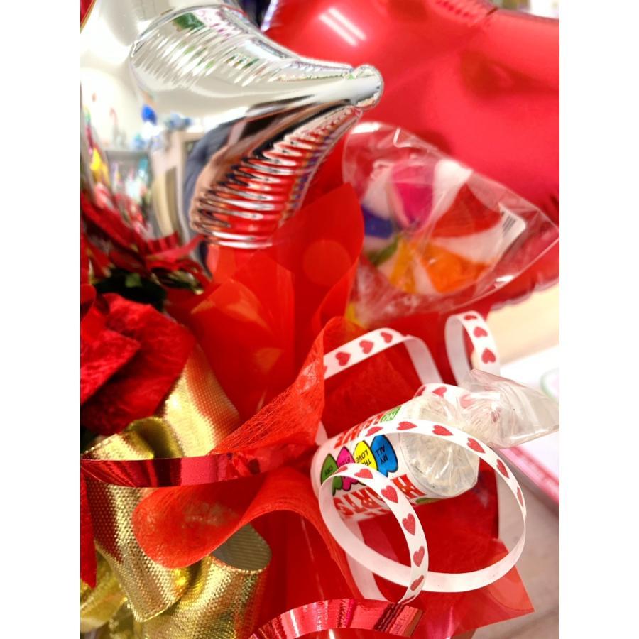 クリスマス バルーンギフト sweetflower 03