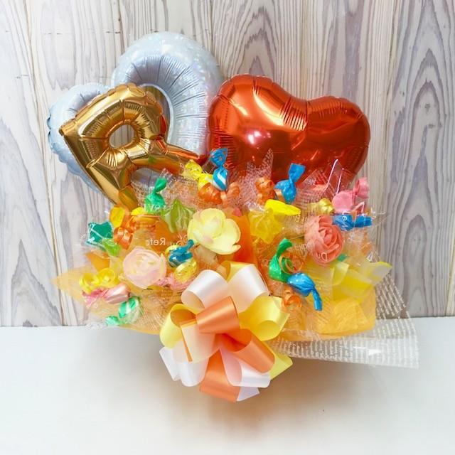キャンディブーケ お祝い メッセージ無料 楽屋花に|sweetflower|06