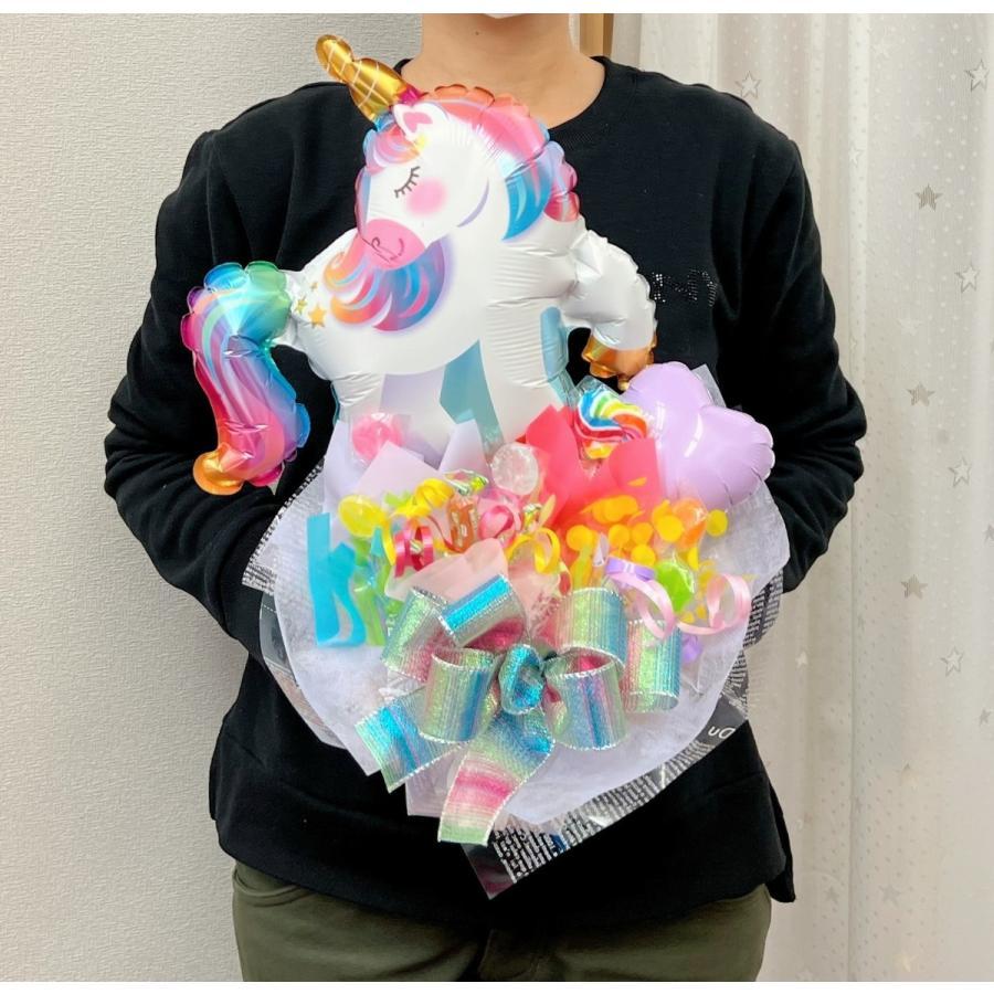 キャンディブーケ メッセージ無料 プレゼント お祝い sweetflower 02