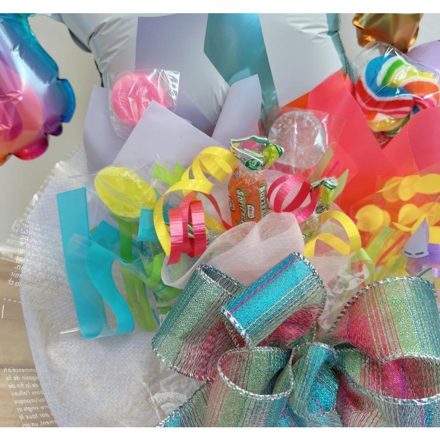 キャンディブーケ メッセージ無料 プレゼント お祝い sweetflower 05