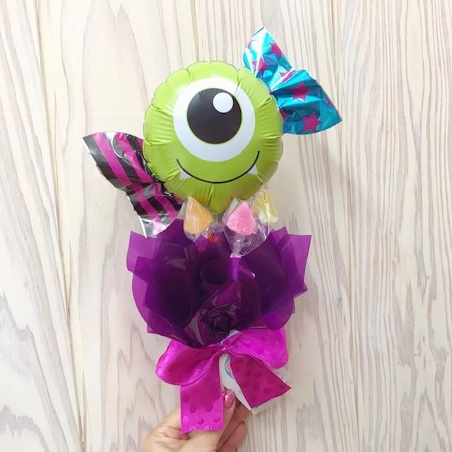 ハロウィン キャンディブーケ プレゼント バルーンギフト|sweetflower|03