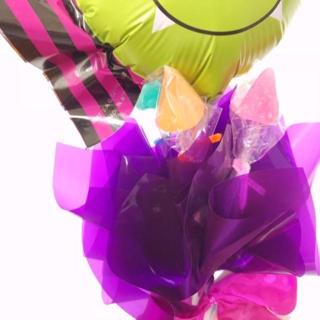 ハロウィン キャンディブーケ プレゼント バルーンギフト|sweetflower|05