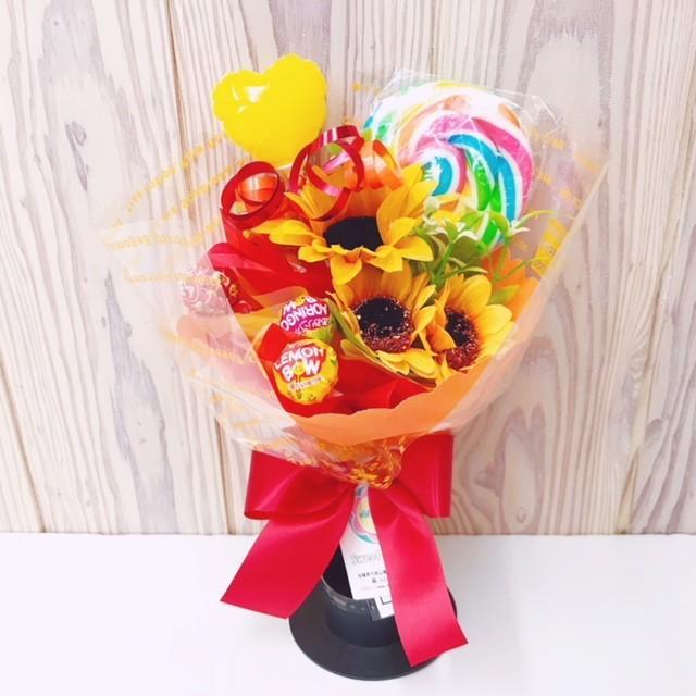 キャンディブーケ プレゼント 発表会 バルーンギフト|sweetflower|03