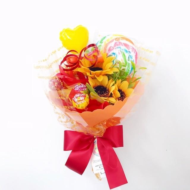 キャンディブーケ プレゼント 発表会 バルーンギフト|sweetflower|05