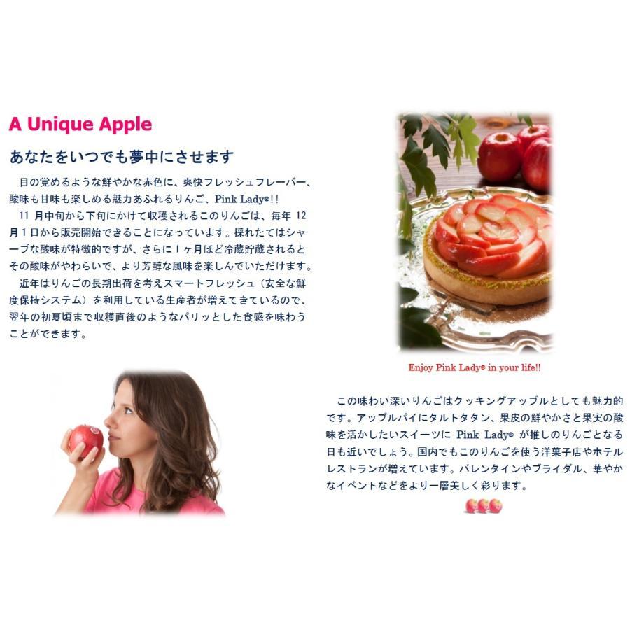 【志藤農園】りんご ピンクレディ 2kg(8〜12玉) sweetjuicyparadise 07