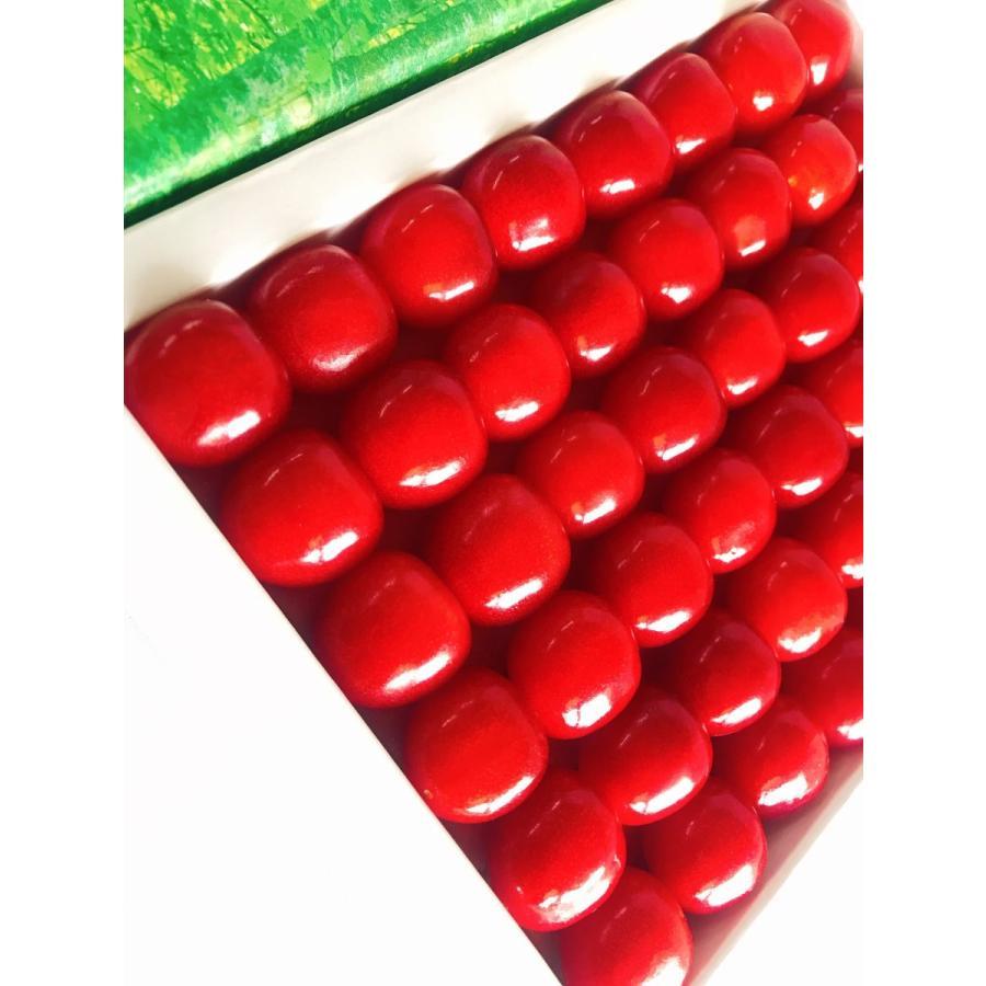 【一愛農園】さくらんぼ佐藤錦 山形県東根市 300g Lサイズ 贈答ギフト用|sweetjuicyparadise|03