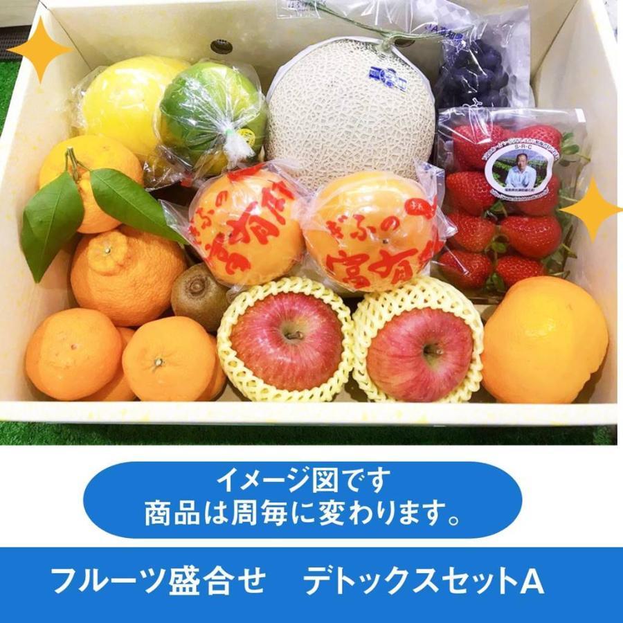 果物フルーツ詰め合わせ デトックスセットA|sweetjuicyparadise