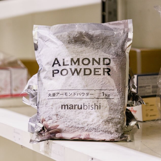 marubishi  アーモンドパウダー 1kg(常温)|sweetkitchen