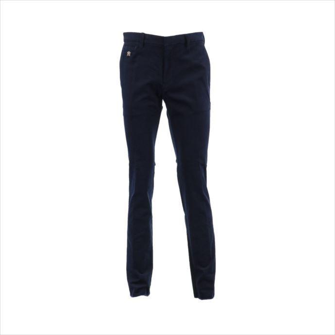 《送料無料》コーデュロイパンツ Munsingwear (マンシングウェア) メンズ パンツ ネイビー MGMMJD12 1908 ゴルフ