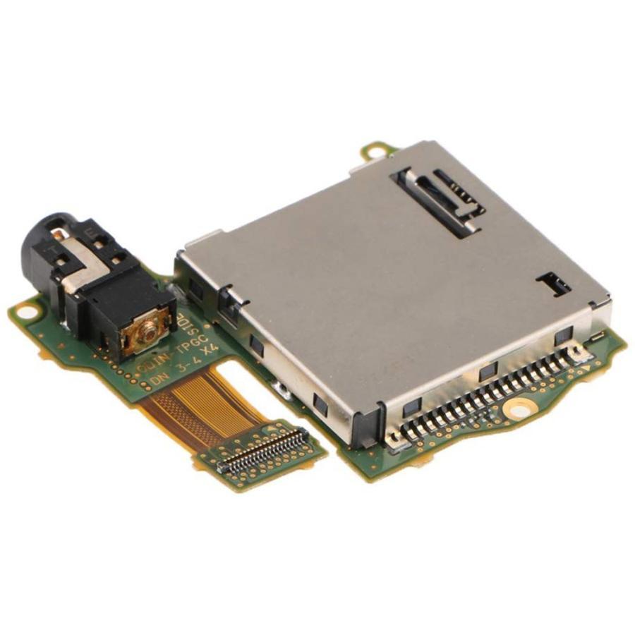 Nintendo Switch対応 ゲームカードスロット ソケットボード イヤホンジャック交換モジュール 互換品 :ODIN-TPGCX4:Synergy - 通販 - Yahoo!ショッピング