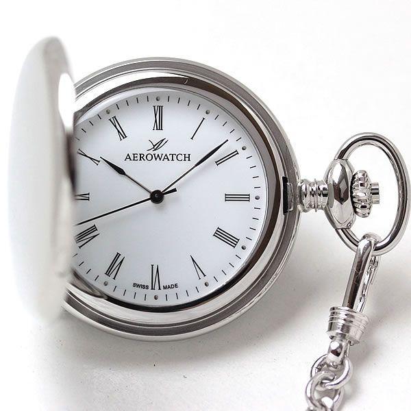 aero アエロ懐中時計