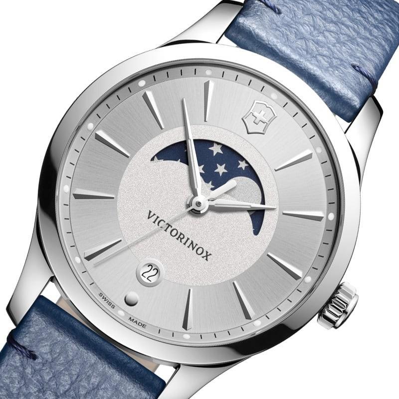 上品な ビクトリノックススイスアーミー/アライアンス スモール 241832/レザーベルト スモール/レディース 腕時計[正規輸入品] 文字刻印可能, CHOYA シャツ:c1c7ac6b --- airmodconsu.dominiotemporario.com