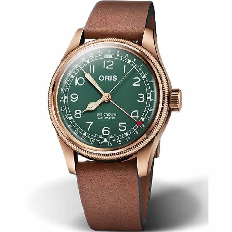 ORIS(オリス) ビッグクラウン誕生80周年を記念した腕時計