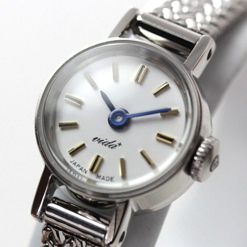 史上一番安い VIDA+ 腕時計 ヴィーダプラス Slant J84972S 腕時計 VIDA+ Slant シルバーカラー, ワンバオ:48d5f950 --- airmodconsu.dominiotemporario.com