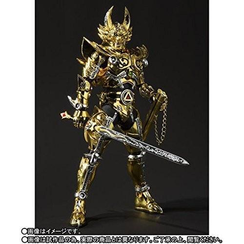 S.H.フィギュアーツ(真骨彫製法) 黄金騎士 ガロ(冴島鋼牙)