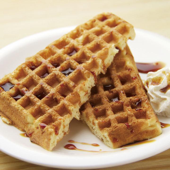 冷凍食品 メーカー在庫限り品 業務用 在庫処分 アメリカンワッフル 240g 40g×6枚入 11736 人気商品 ドーナッツ スイーツ クッキー 洋菓子 デザート レンジ