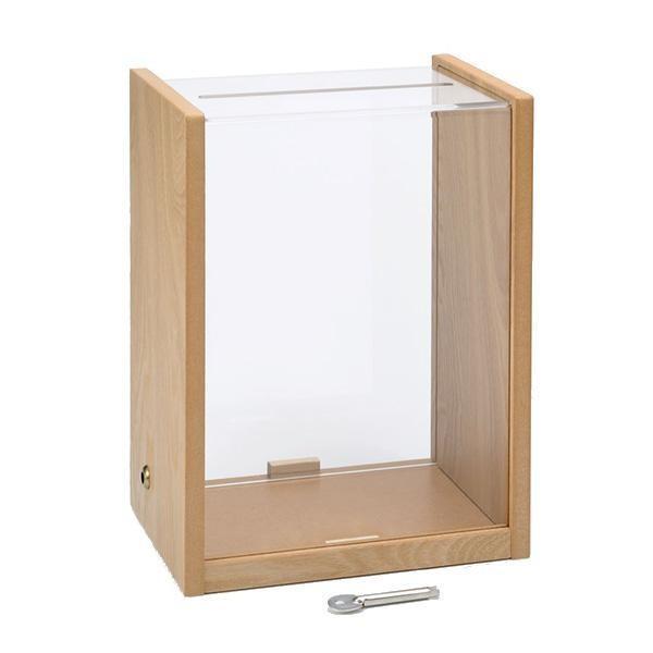 送料無料 コレクト 窓口ボックス 大 錠つき M-522 コレクト 窓口ボックス 大 錠つき M-522
