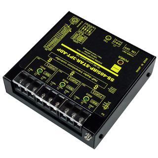 SS-485iRP-STAR-3PT-ADP RS485リピーターハブ【絶縁タイプ】(ACアダプタ仕様) RS485スター接続ハブ systemsacom 03