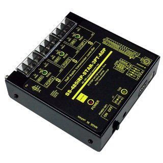 SS-485iRP-STAR-3PT-ADP RS485リピーターハブ【絶縁タイプ】(ACアダプタ仕様) RS485スター接続ハブ systemsacom 04