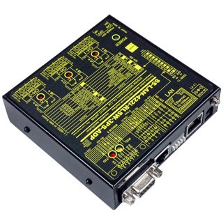 SS-LAN-422i-RLSW-3PS-ADP LAN(Ethernet)/RS422リレースイッチユニット[独立3ch]【絶縁タイプ】(ACアダプタ仕様)|systemsacom|02