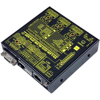 SS-LAN-422i-RLSW-3PS-ADP LAN(Ethernet)/RS422リレースイッチユニット[独立3ch]【絶縁タイプ】(ACアダプタ仕様)|systemsacom|03
