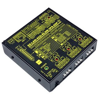 SS-LAN-422i-RLSW-3PS-ADP LAN(Ethernet)/RS422リレースイッチユニット[独立3ch]【絶縁タイプ】(ACアダプタ仕様)|systemsacom|04