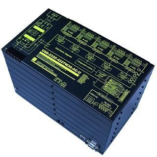 USB-232C-422TW30-AC-U USB(COMポート)/RS232C⇔RS422変換 30ポート分配/統合【絶縁】(DC10〜32V仕様)|systemsacom|02
