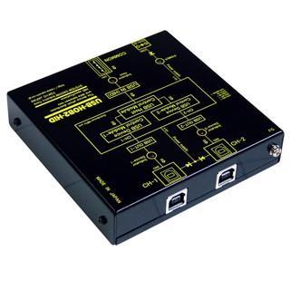 USB-HOB2-HID USB (HID)バーコードリーダー分配器(1:2)|systemsacom|04