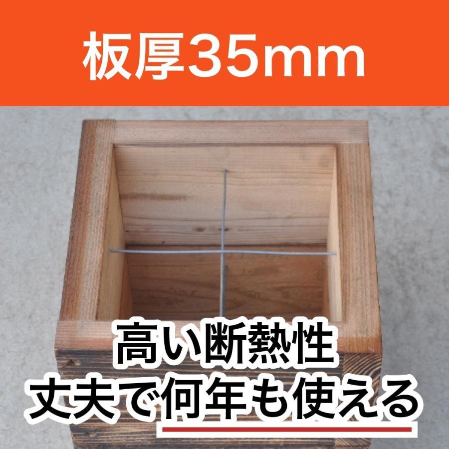 重箱式巣箱4段セット|syumatsu-yoho|06