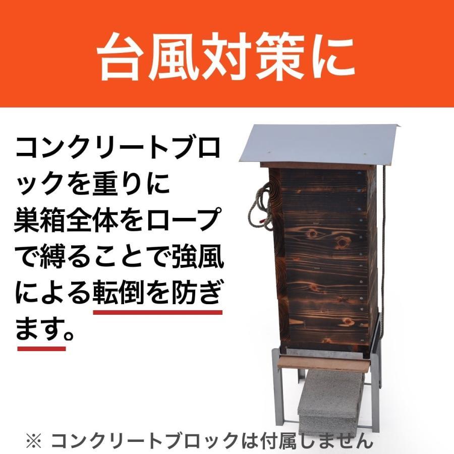重箱式巣箱4段セット|syumatsu-yoho|09